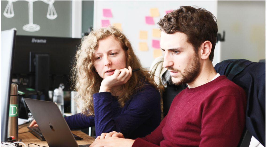 ⚖ Structuring legal documents with Deep Learning