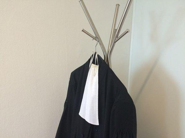 """""""Certains avocats peuvent provoquer mais il faut résister à cette provocation."""" Chantal Bussière, 1ère présidente de la cour d'appel d'Aix-en-provence"""